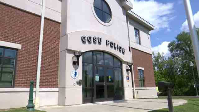 CCSU police are gearing up for the new school year (WFSB)