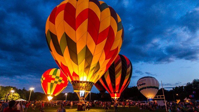 (Plainville Fire Company Hot Air Balloon Festival Facebook)