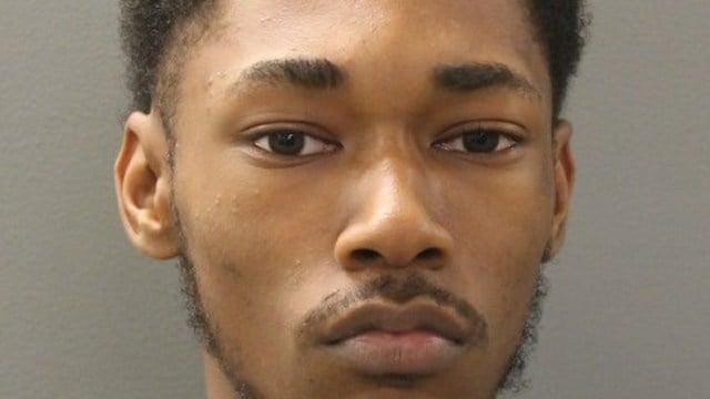 Malik Daniels and a juvenile were arrested for forcibly entering cars in Hamden. (Hamden police)