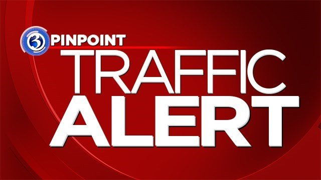 Westport Police said a large tree brought down by the day's high winds has forced an emergency closure of Weston Road at the intersection of Lyons Plains and Ford Roads.
