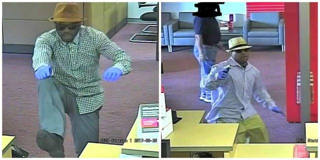 West Hartford Police are searching for two men they said robbed a bank in West Hartford on Saturday morning. (WFSB)