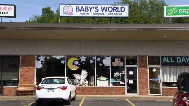 Baby's World closed abruptly after being open for many years (WFSB)