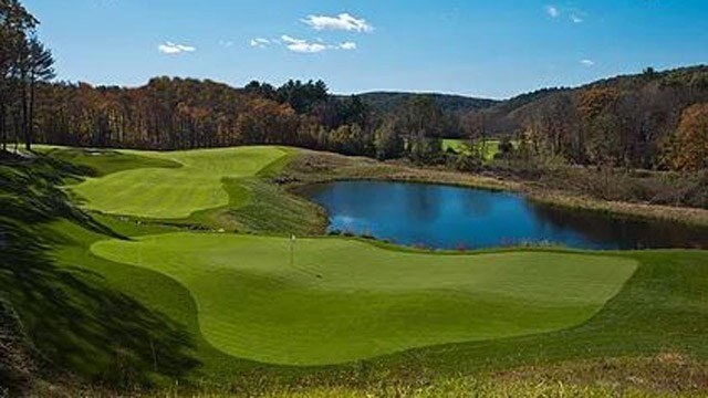 The Mohegan Sun Golf Club is hosting the Channel 3 Kids Camp Golf Tournament on Wednesday. (channel3kidscamp.org)