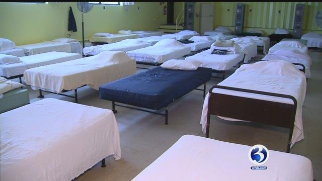 Shelters and other nonprofits are being hit hard due to lack of state budget (WFSB)