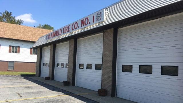 The Plainfield Fire Department. (WFSB)