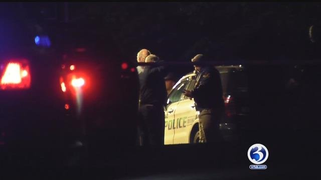 Police have identified the officer involved in a shooting in New Milford on Monday. (WFSB file photo)