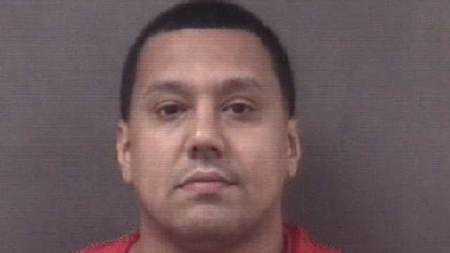 Joel Cruz is accused of throwing a kilo of cocaine out of his car window during a police pursuit, according to Milford police. (Milford police)
