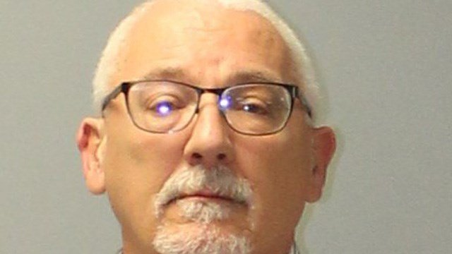 Joseph Corbett is accused of inappropriately touching a Prince Tech student, according to state police. (State police)