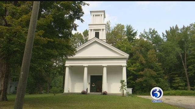 This Barkhamsted church is set to close due to safety concerns (WFSB)