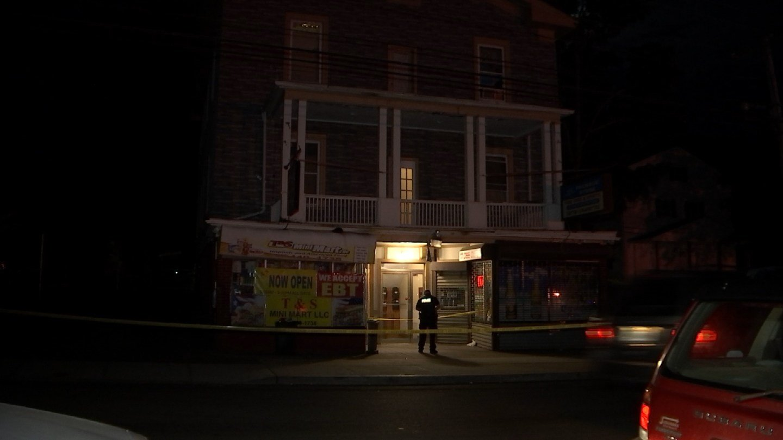 A woman was found dead in an apartment on Britannia Street. (WFSB)