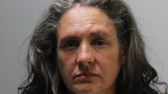 Melinda Bennett is accused of shooting birds off of her bird feeder, according to Ledyard police. (Ledyard police)