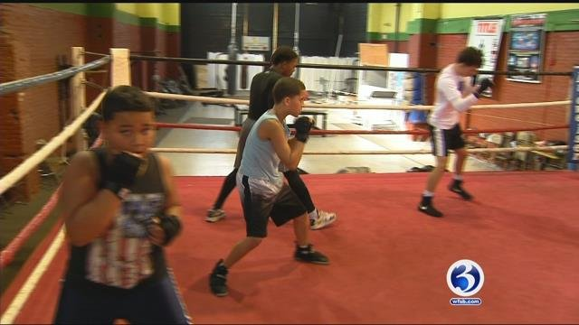 The Hartford boxing program is feeling the effects of a lack of budget (WFSB)