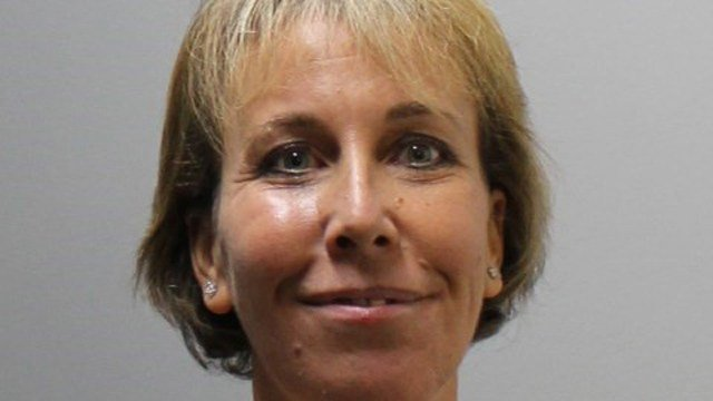 Diana Clark-Hall was arrested for speeding and drunk driving in Ledyard, according to police. (Ledyard police)