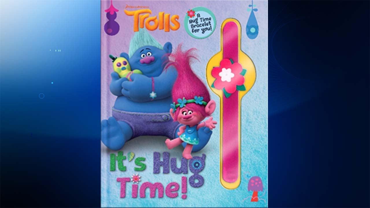 Trolls slap bracelets sold with storybooks have been recalled. (cpsc.gov)