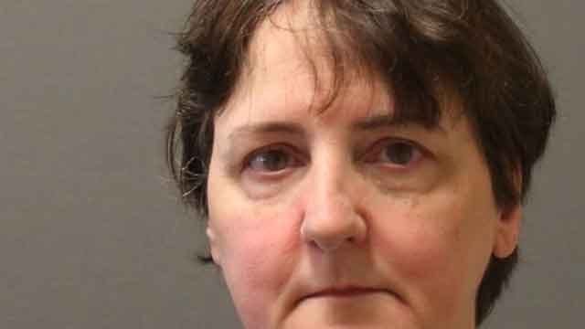 Ruth Bragg was arrested after police said she failed to report a complaint against her son this summer. (Putnam Police Department)
