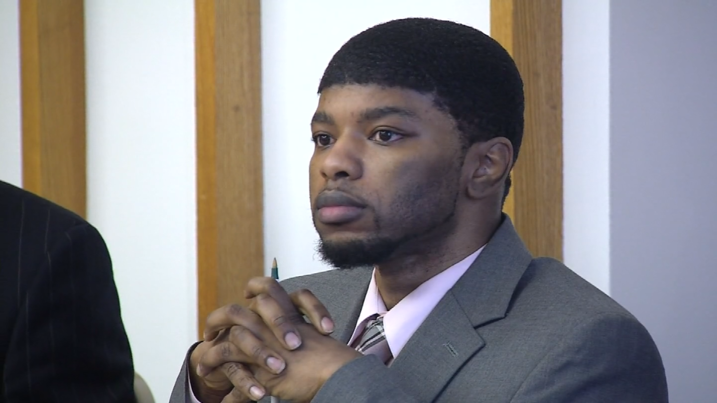Jermaine Richards (WFSB Photo)