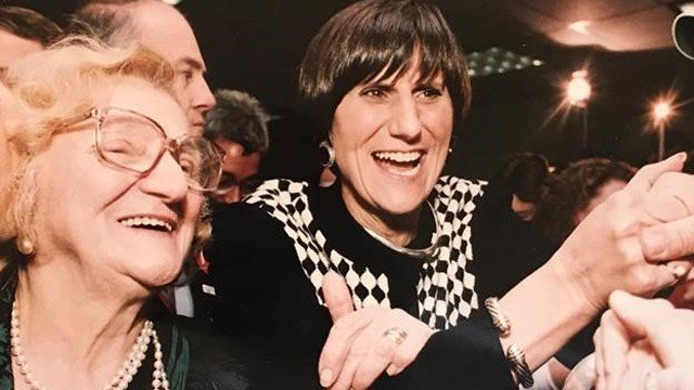 Luisa DeLauro, mother of Rep. Rosa DeLauro, passed away at the age of 103. (Rep. DeLauro)