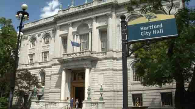 Council President, members said they are opposed to Hartford declaring bankruptcy. (WFSB file photo)