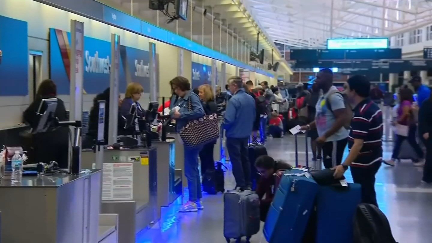 TSA agents are headed to Florida to help out others (WFSB)