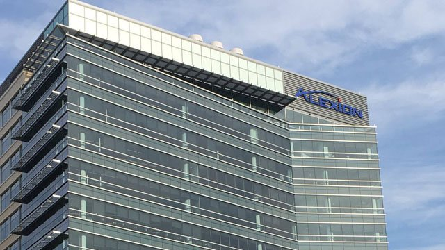 Alexion said it will be moving its headquarters from New Haven to Boston, but leaving behind a research facility. (WFSB)