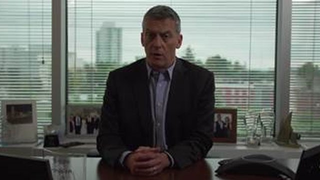 CEO of CareCentrix John Driscoll targets wealthy in new commercial. (Metro Square Media)
