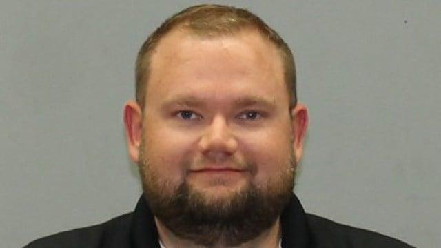 Jason Napoletano was caught speeding through a radio DJ's Facebook video, according to Vernon police. (Vernon police)