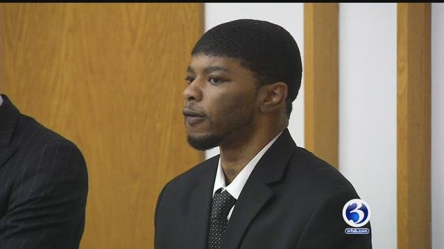Jermaine Richards was found guilty of murdering Alyssiah Wiley. (WFSB)