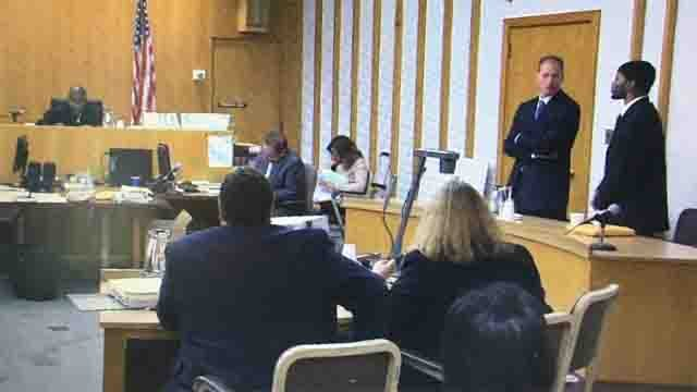 Closing arguments were held in the murder trial on Thursday (WFSB)