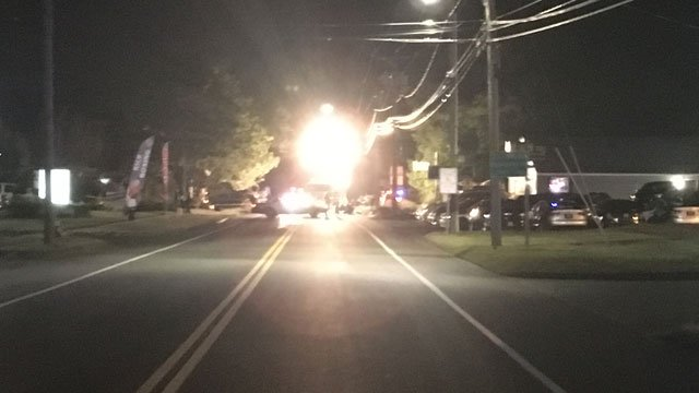 A motorcycle crash in Southington is under investigation. (WFSB)