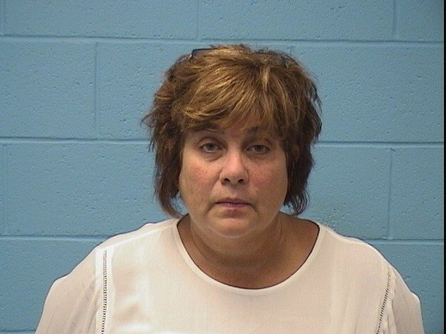 Jane Gargano Mugshot (Photo Courtesy of Wolcott Police Department)