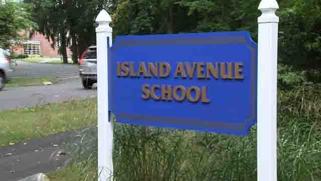 Island Avenue school is set to close due to declining enrollment (WFSB)