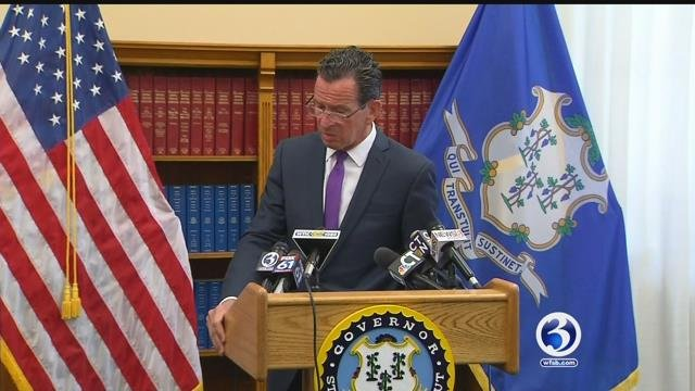 Gov. Malloy urges lawmakers to reach budget deal