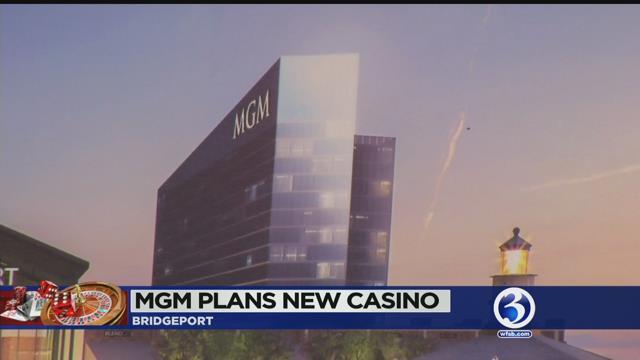 VIDEO: Casino plans released for Bridgeport