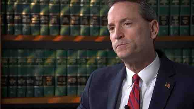 Senator Paul Doyle spoke exclusively with Channel 3 about his historic decision. (WFSB)
