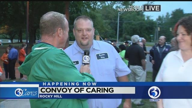 'Convoy of Caring' celebrates 15 years