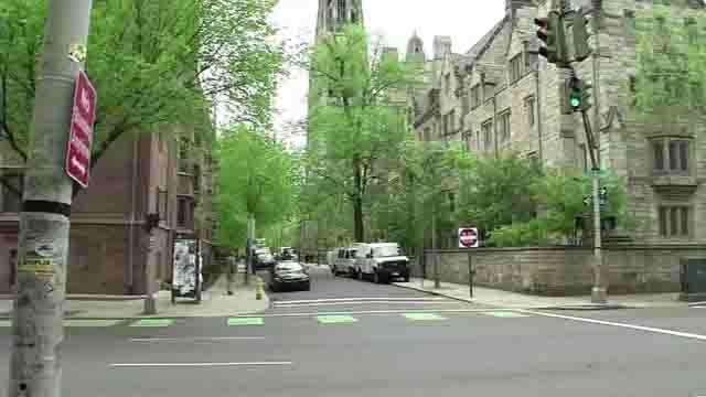 A climate change conference is happening at Yale University this week (WFSB)