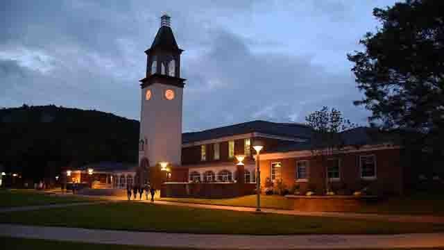 Quinnipiac University (WFSB)