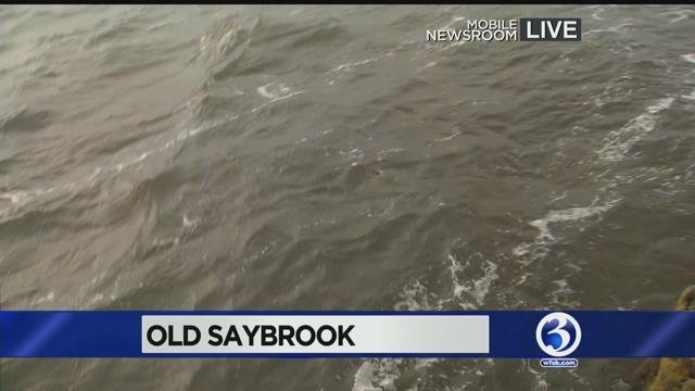 Saybrook Point residents prepared for Jose