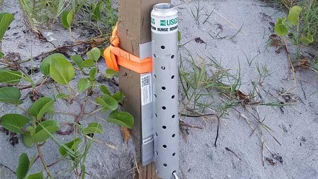 Tide sensors. (WFSB)