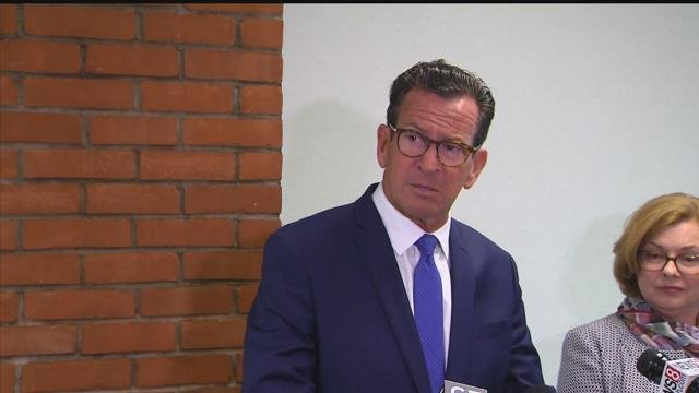 Gov. Malloy addresses the state budget crisis