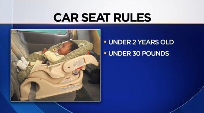 Arizona Car Seat Laws Booster