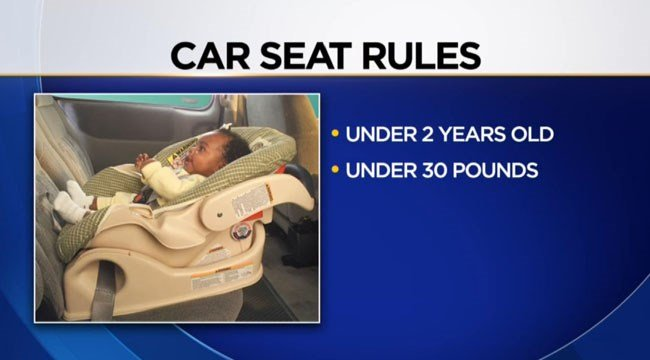 New car seat laws are going into effect (WFSB)
