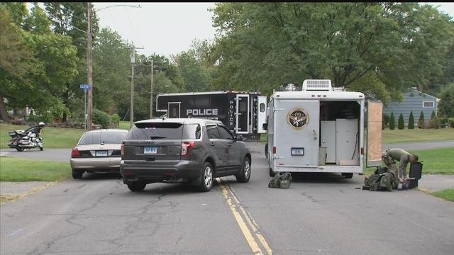 A woman's death in Newington is being investigated as a homicide (WFSB)