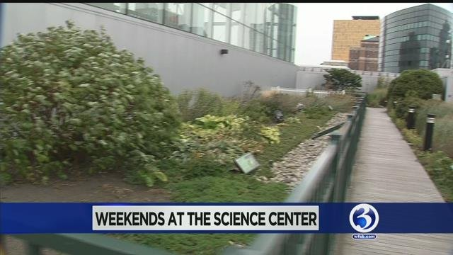 Weekends at the Science Center: Family Harvesting Day