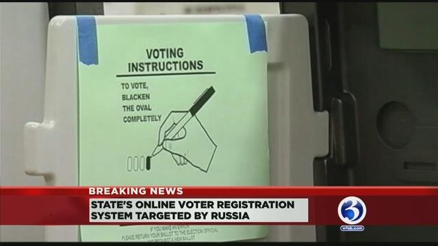 Connecticut notified Russians scanned election system