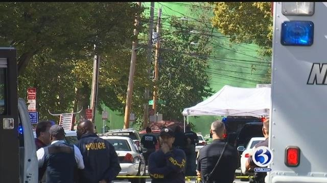 Officers, woman, and suspect recovering after standoff in New Haven