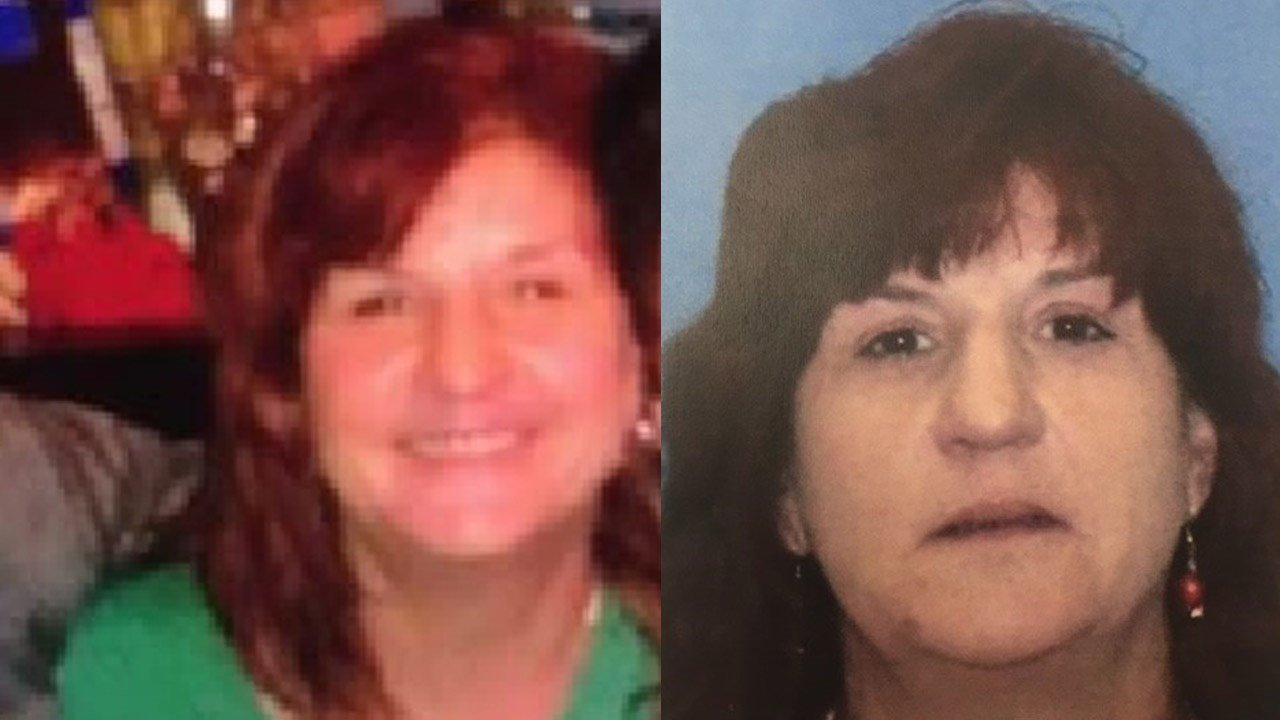 Karen Leonard of Windsor was last seen on Sunday. Police are searching the Metacomet Trail in Suffield. (Suffield police)