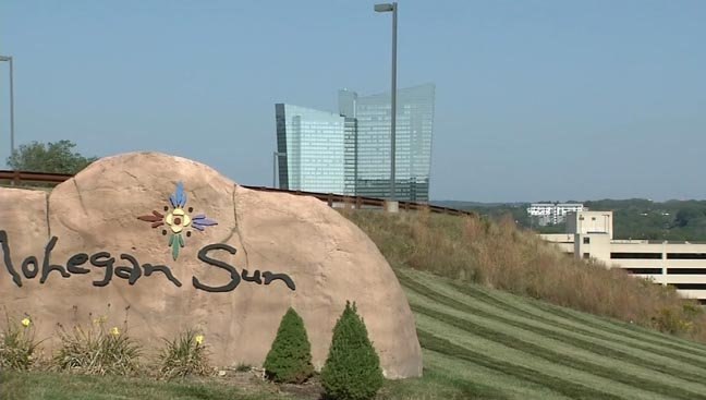 An expansion is set for Mohegan Sun casino next summer (WFSB)