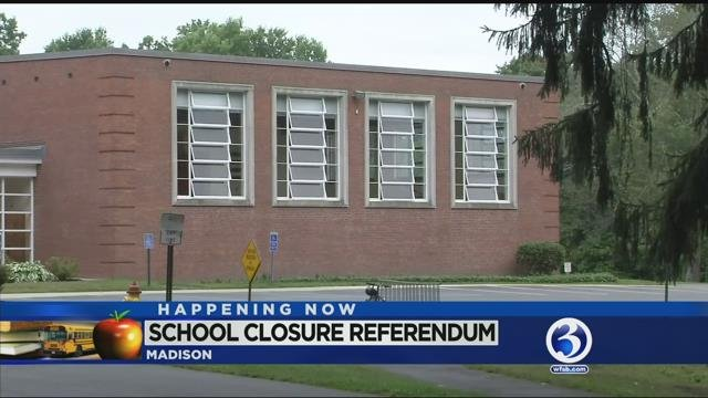 VIDEO: Madison elementary school's future to be decided at the polls