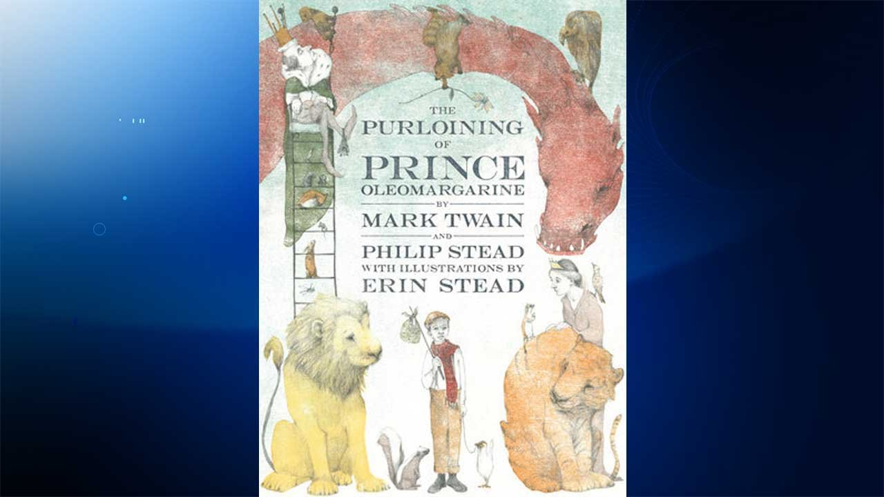 The Purloining of Prince Oleomargarine. (Mark Twain House)